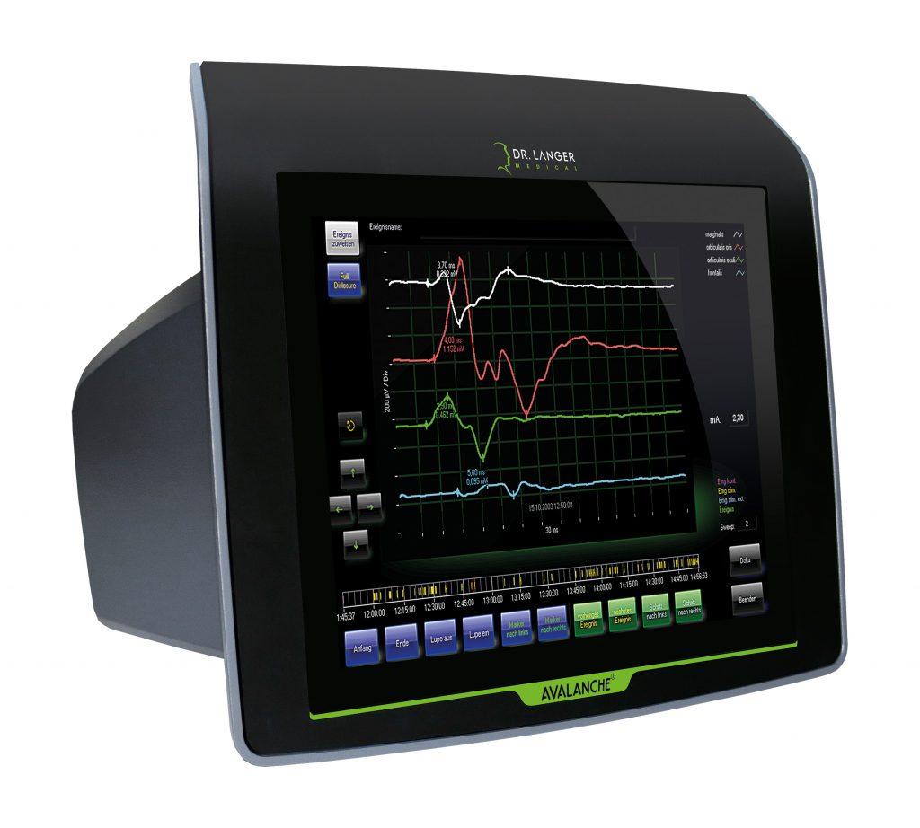 Sistema Monitoraggio Nervo Facciale